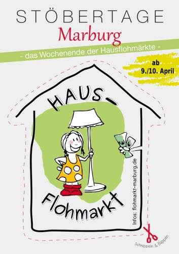 Stöbertage Marburg zum Ausdrucken